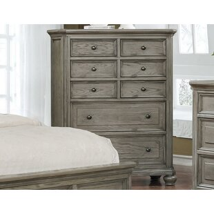 Meagher 8 Drawer Chest