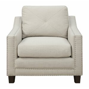 Vaillancourt Armchair by August Grove