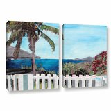 Ocean View Canvas Art Wayfair
