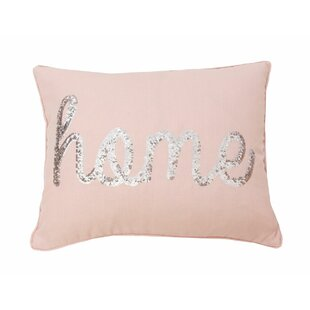 Loren Home Sequin Lumbar Pillow