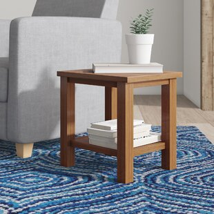 Narrow Oak Side Table Wayfair Co Uk