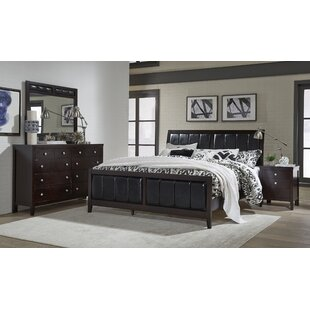 Honeycutt Upholstered Panel Bed