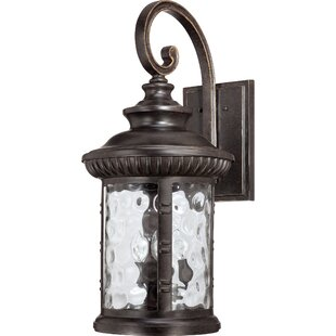 Baxter 3-Light Outdoor Wall Lantern