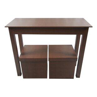 3 Piece Console Table Set Wayfair