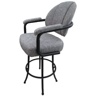Shonta 26 Swivel Bar Stool