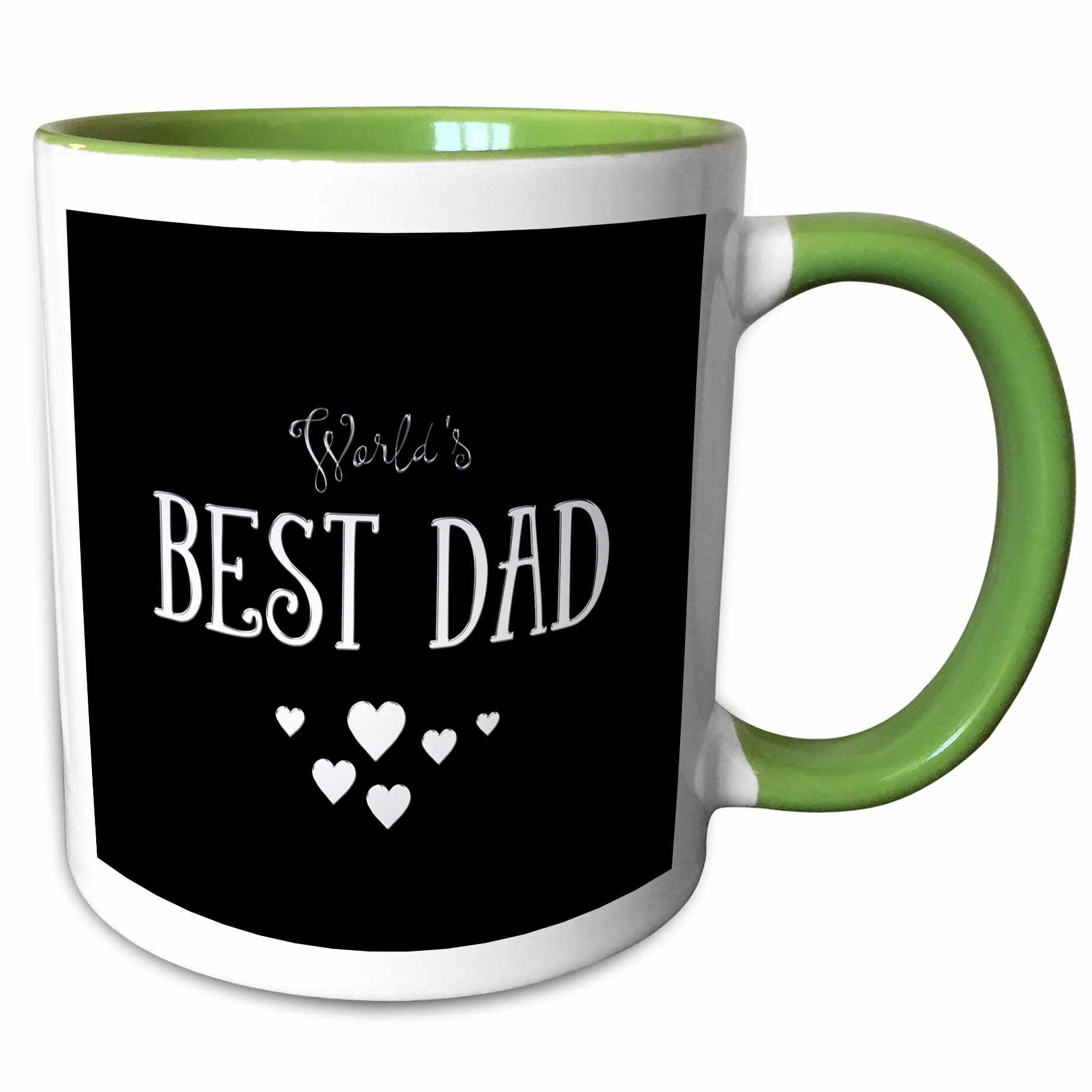 East Urban Home Solomon Worlds Best Dad Coffee Mug Wayfair