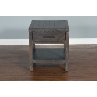 Loon Peak Portville End Table