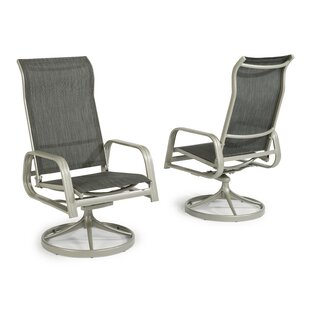 Dinan Swivel Gliding Chair