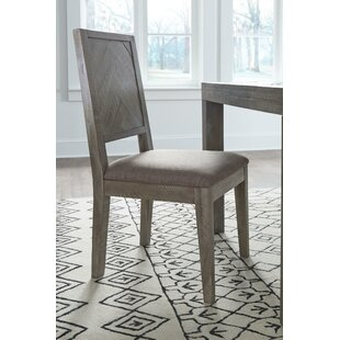 Ortego Solid Wood Dining Chair Williston Forge