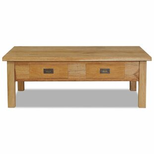 Kingston Coffee Table With Storage By Union Rustic