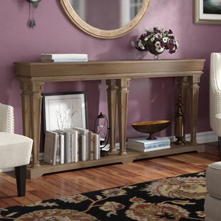 Reviews Coughlan Console Table By Darby Home Co