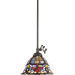 Astoria Grand Tadler 1-Light Cone Pendant