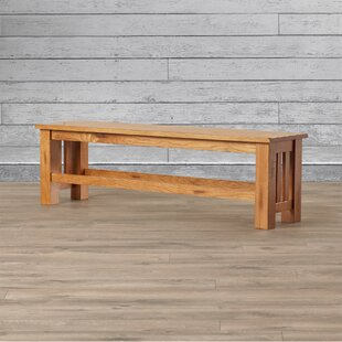 Loon Peak Corwin Wood Bench