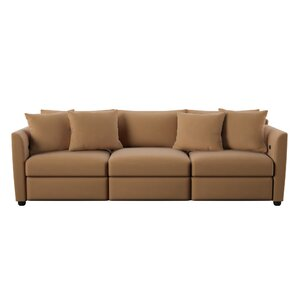 Wayfair Custom Upholstery? Georgia Reclining Sofa Image
