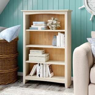 Interior County Standard Bookcase Beachcrest Home