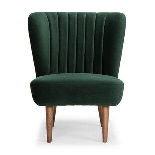Marques Slipper Chair by Rosdorf Park