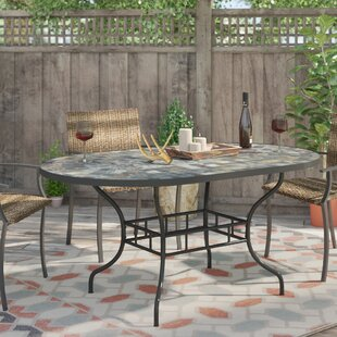 Sequoyah Oval Dining Table..
