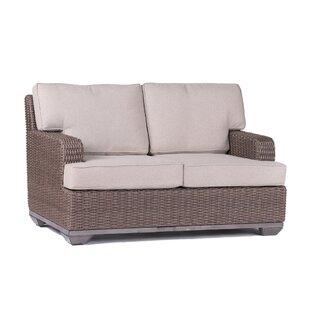 Vicki Loveseat with Cushion