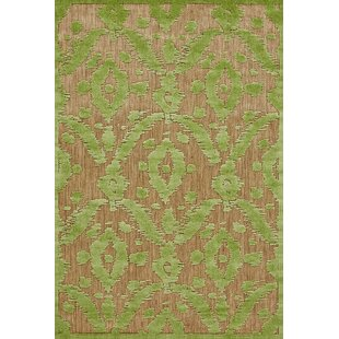 Monroe Green Indoor/Outdoor Area Rug