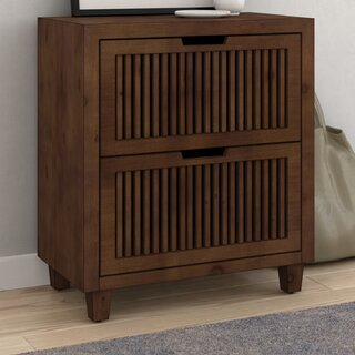 Amara 2 Drawer Accent Cabinet by Langley Street SKU:CE358336 Reviews