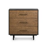 Wadley 3 Drawer Dresser by 17 Stories