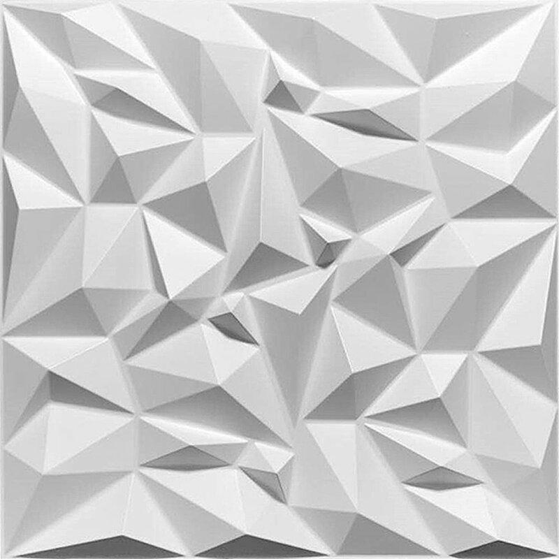 Orren Ellis Ewen 16 42 L X 197 W 3d Embossed 10 Panel Wall Mural Wayfair