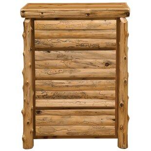 Fireside Lodge Value Cedar 4 Drawer Chest