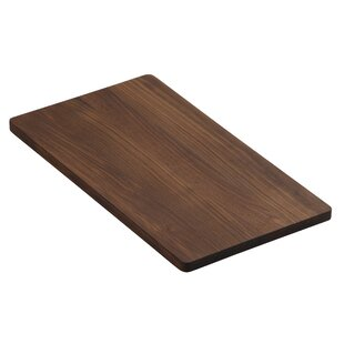 Indio Walnut Wood Cutting Board