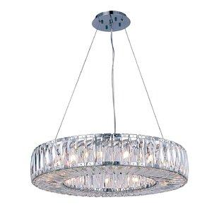 Luker 15-Light Crystal Chandelier by Rosd..