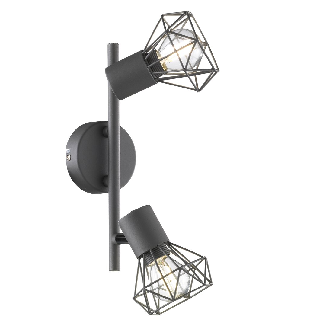 Dinardo 2-Light 8cm Ceiling Spotlight