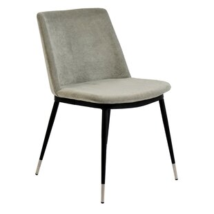 Gaspar Upholstered Dining Chair (Set Of 2) by George Oliver Purchase