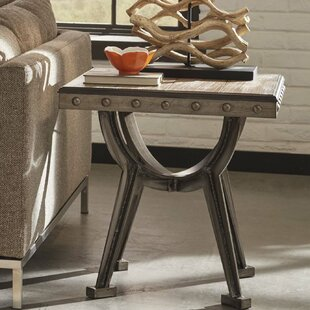 Fleur De Lis Living Barlow End Table