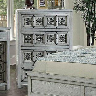 Cali 4 Drawer Chest