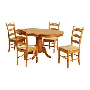 Esperanza 5 Piece Dining Set by August Grove