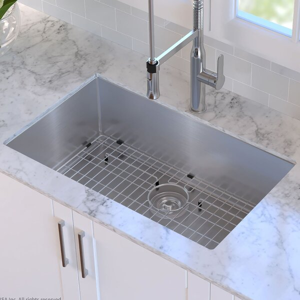 33x19 Kitchen Sink Wayfair