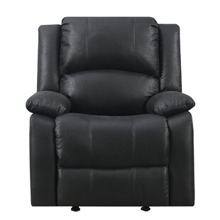 Arikara Upholstered Manual Recliner