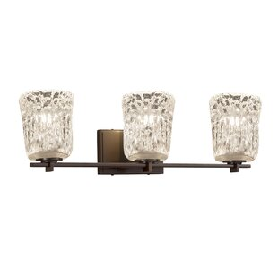 Darby Home Co Kelli 3-Light Cylinder Shade Vanity Light