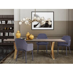 Lavigne 5 Piece Dining Set Everly Quinn