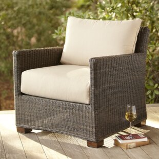 Gretchen Patio Chair with Sunbrella® Cushions