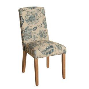 August Grove Gaillard Parsons Chair (Set ..