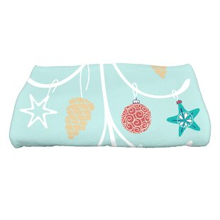 Yerang Pinecone Tree Bath Towel