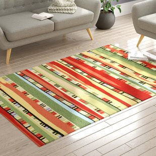 Derby Red Indoor/Outdoor Area Rug