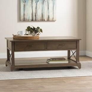 Windhaven Coffee Table by Three Posts