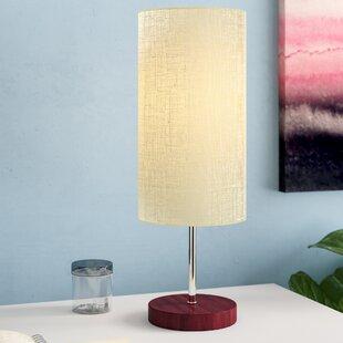 Price comparison Oleson Minimalist 17 Table Lamp By Orren Ellis