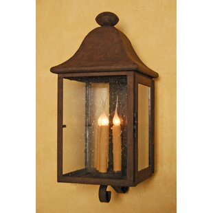 Archuleta 3-Light Outdoor Wall Lantern