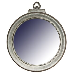 Pickell Large Locket Accent Mirror by Gracie Oaks