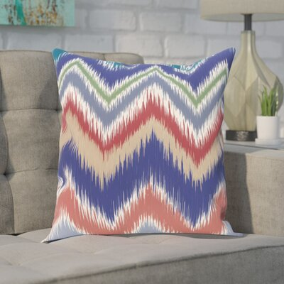 ArtVerse Katelyn Smith 20 x 20 Cotton Twill Double Sided Print with Concealed Zipper /& Insert Oklahoma Love Watercolor Pillow