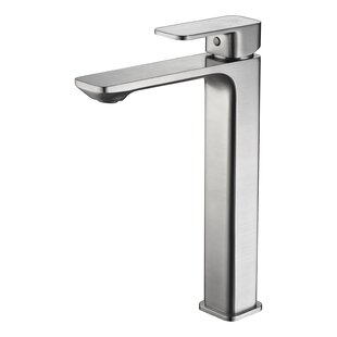 ANZZI Vibra Single Hole Bathroom Faucet with Drain Assembly