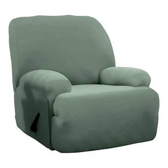 Sure Fit Scroll Classic Box Cushion Sofa Slipcover Reviews Wayfair