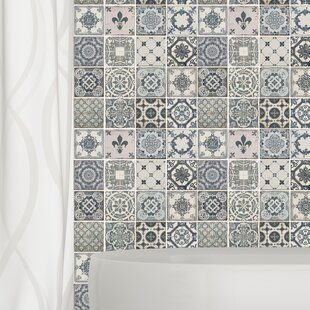 Vintage Tiles Wall Decal